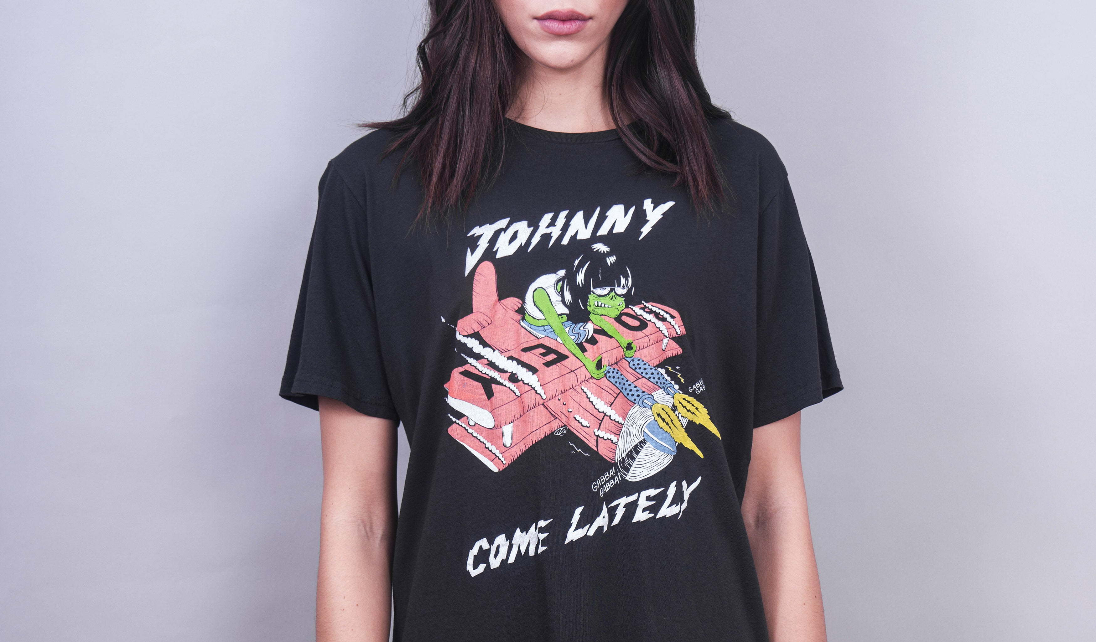 Johnny Come Lately (Vintage Black)
