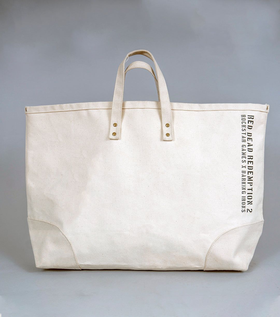 RDR2 Large Tote (Natural)