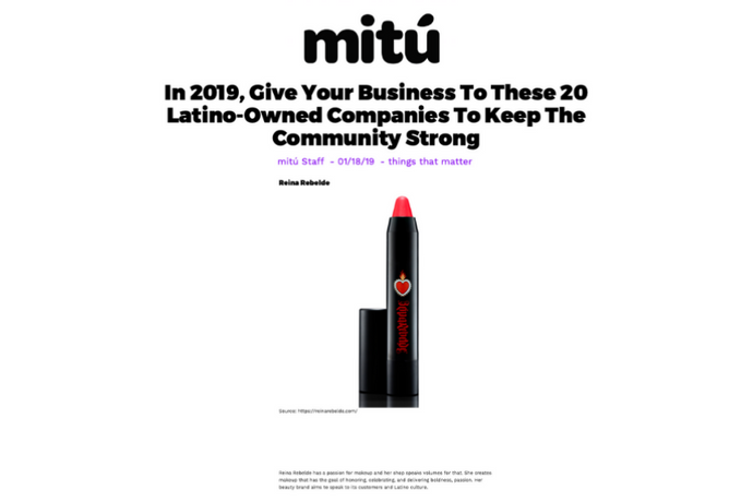 mitú - In 2019, Give Your Business To These 20 Latino-Owned Companies To Keep The Community Strong