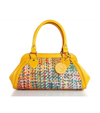 Lil' Multi Viv Doctor Bag - The Leather Boutique