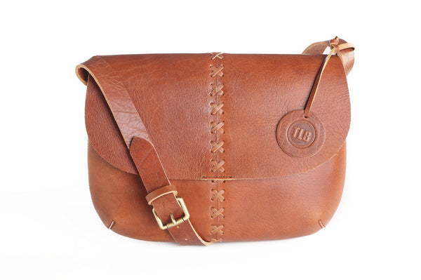 Sioux Leather Saddlebag - The Leather Boutique