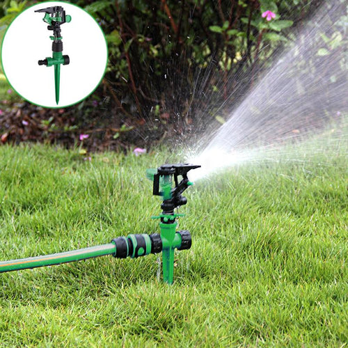 Adjustable 360 Degree Rotating Water Sprinkler