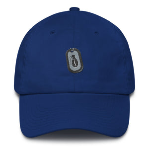 Grenade Dog Tag Hat