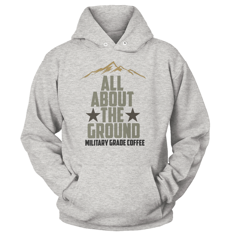 All About The Ground Hoodie