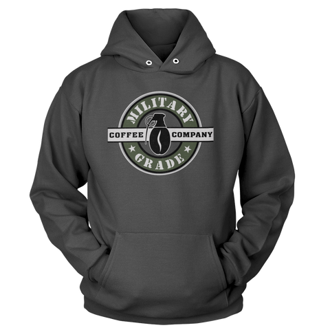 Image of Military Grade Coffee Hoodie