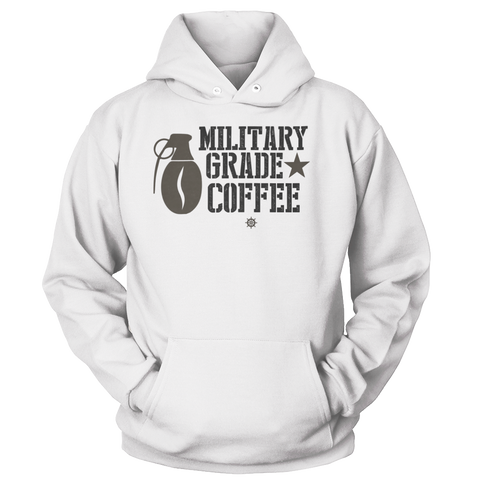 Military Grade Coffee Star Hoodie