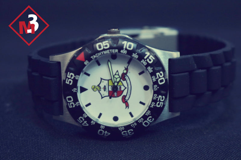 Sports Watch - Kappa Alpha Psi -Greek_Paraphernalia - M3 Greek
