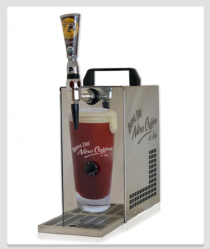 Nitro Coffee Machine dispenser Bona Fide