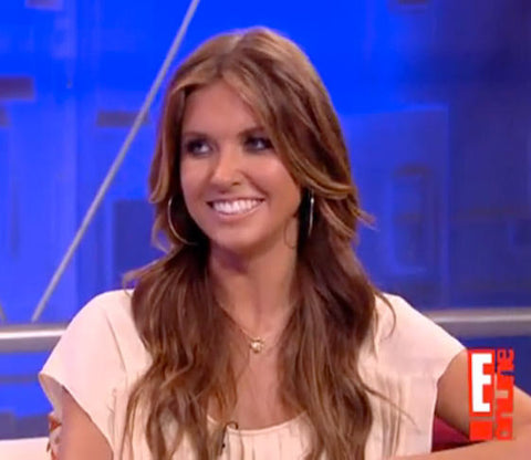 May 2010: Audrina Patridge on E!