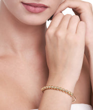 Load image into Gallery viewer, BARBARELLA COLLECTION GOLD BRACELET