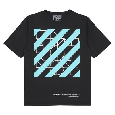 SUPER JUNIOR D&E JAPAN TOUR 2018 STYLE OFFICIAL GOODS - T-shirt