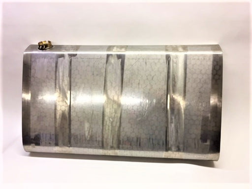 Fuel Tank MG TF Stainless Steel