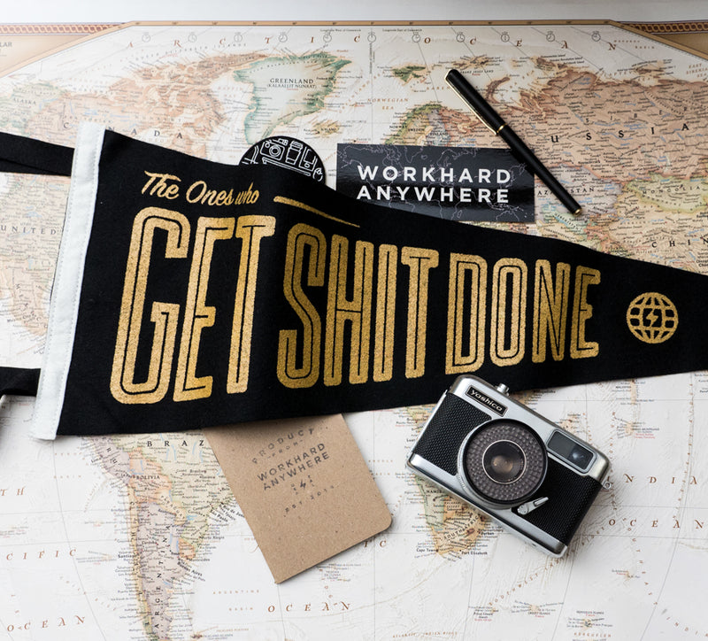 Get Shit Done—Pennant