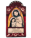 Santa Ana - Grandmothers and Mother Child Relationships Pocket Saint