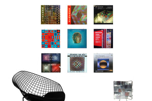 V comme Vinyles V comme Vasarely