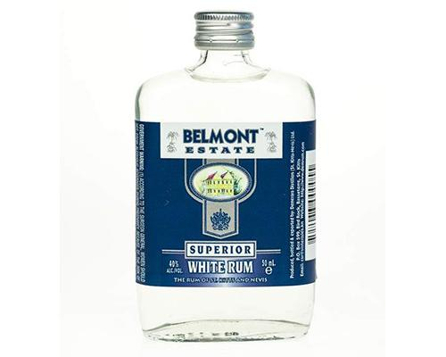 Belmonte Estate Superior White Rum