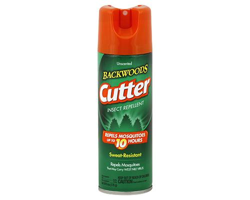 Cutter Insect Repellent Unscented Sweat Resistant