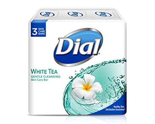 Dial Soap White - 3 ct