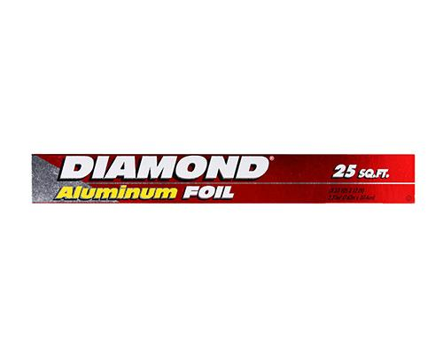 Diamond Foil Paper 25 sq ft