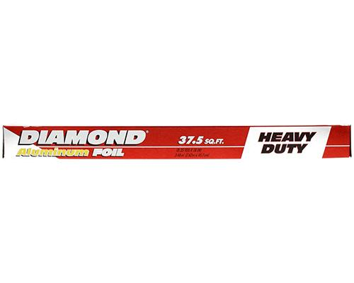Diamond Foil Paper Heavy Duty 37.5 sq ft