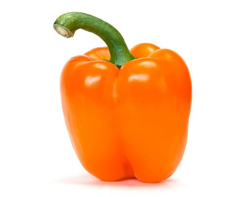Orange Pepper - per lb