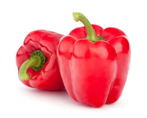 Red Sweet Peppers - per lb
