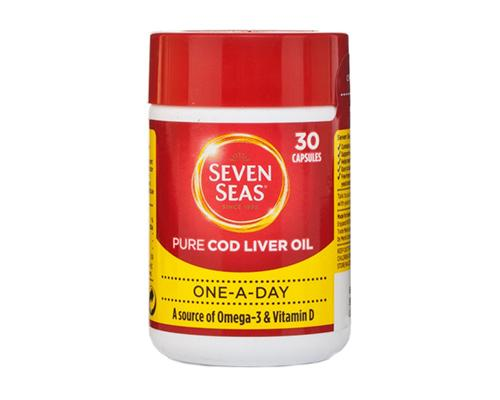 Seven Seas Once-A-Day with Omega 3 - 30 ct