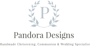 Pandora Designs | Melbourne Christening, Communion & Wedding Specialist
