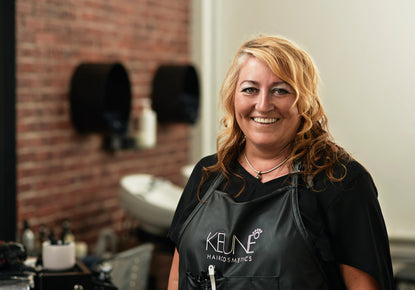 Horses, Hops and Haircuts: Suzanne's calocurb story
