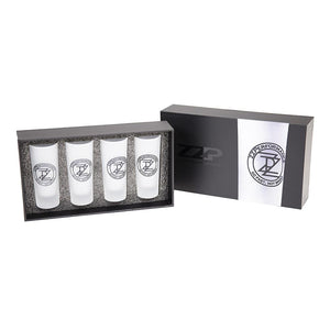 Apparel & Accessories - ZZP Emblem Shot Glasses