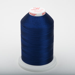 Sulky 40 wt 5500 Yard Rayon Thread - 940-1200 - Med Dark Navy