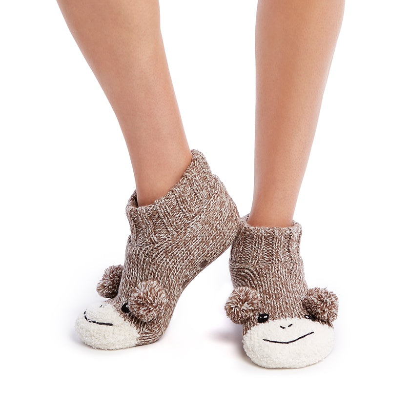 Cozy Slipper Socks with Grippers