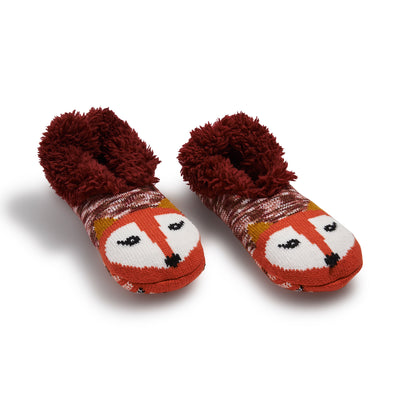 Women's Fox Teddy Fur - Fuzzy Babba