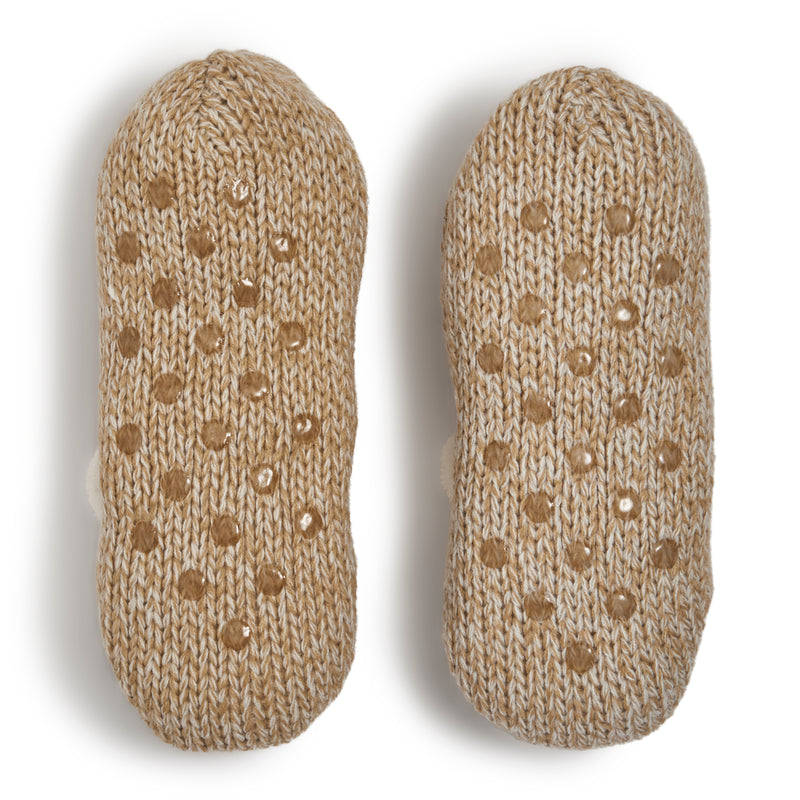 Women's Ultra Cozy Teddy Kritter Knitter™ Slipper Sock