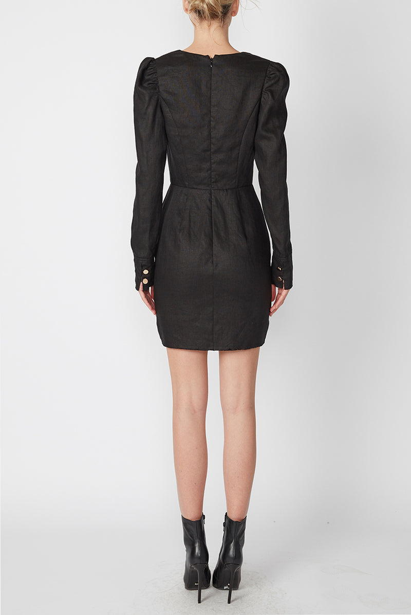 STAND TO ATTENTION DRESS BLACK