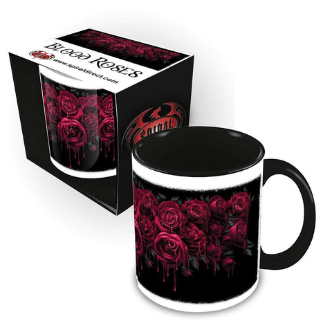 BLOOD ROSE - Ceramic Mug 0.3L - Gift Boxed