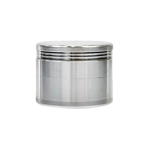Space Case 4 Piece Magnetic Grinder/Sifter  |  Grinders  |  Smoke Pot Canada