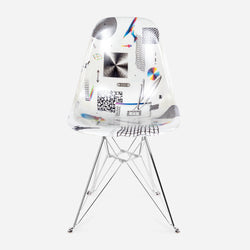 Felipe Pantone Case Study® Side Shell Eiffel Chair - Ultradynamic Elementa