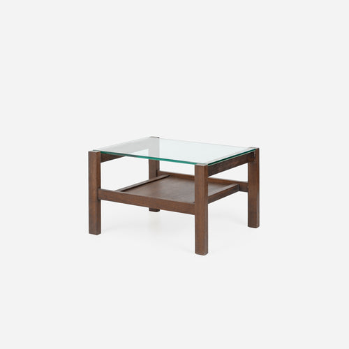 Split Rail End Table