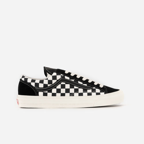 Modernica x Vans Style 36 LX - Black / Checkerboard
