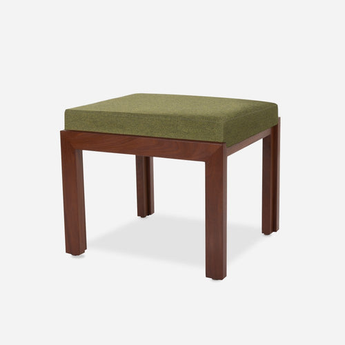 Case Study Furniture® Solid Wood End Bench - Upholstered