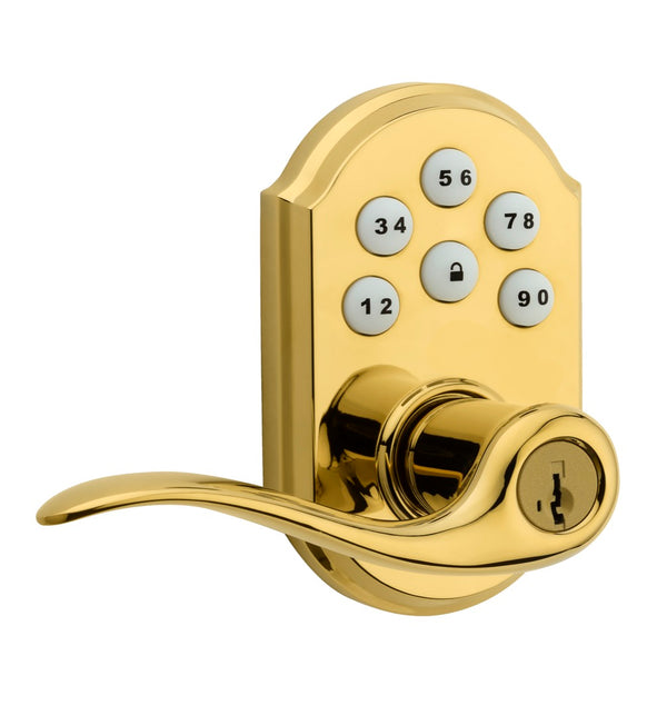 SmartCode 5 Lever Electronic Lock