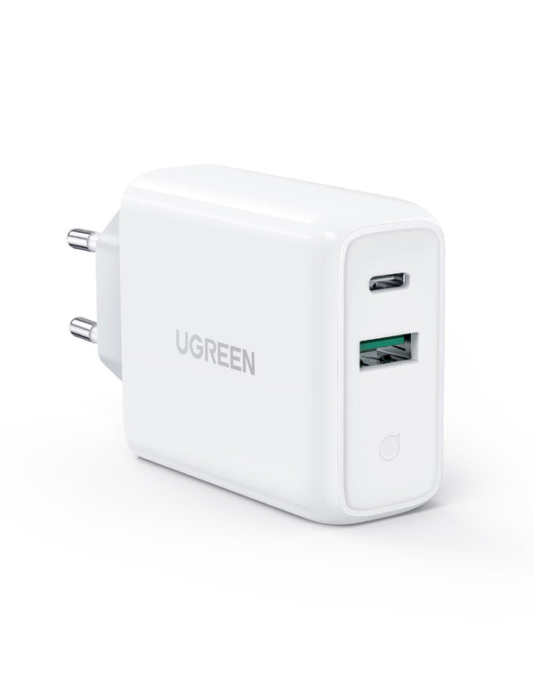 18W PD USB C Wall Charger