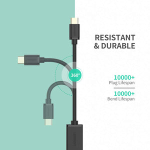 USB C to USB 3.0 OTG Cable