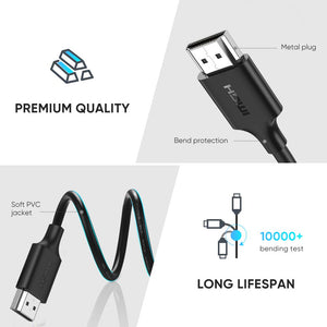 4K High-Speed HDMI 2.0 Cable - Ugreen