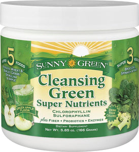 cleansing green sunny green