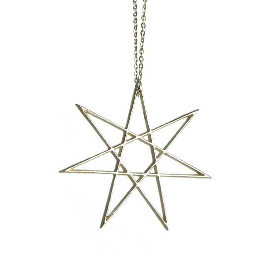 Fairy Star Pendant