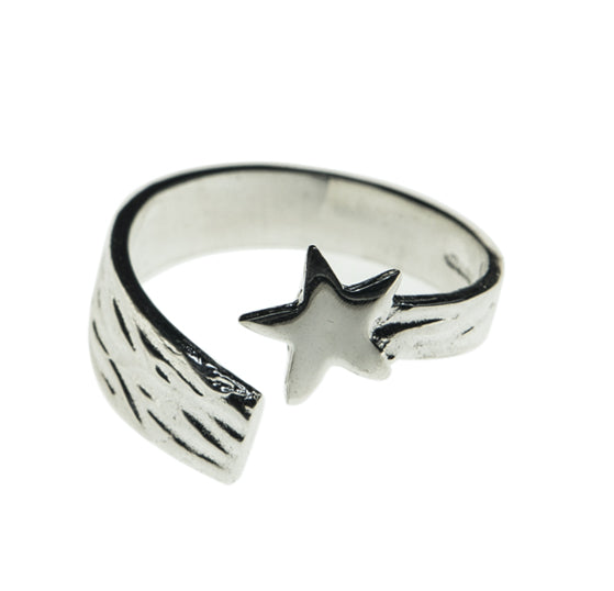 luan shooting star ring