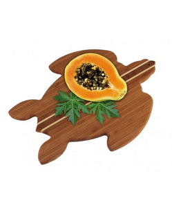 Bamboo Turtle Cutting Board