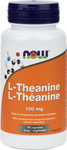 NOW-L-THÉANINE 100 MG